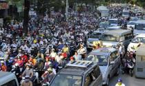 Xe máy là phương tiện gây tai nạn giao thông chủ yếu tại Việt Nam