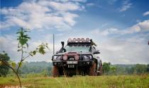 Off-road cùng cặp đôi Ford Ranger với gói độ gần 1,4 tỷ đồng