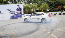 Chuyên gia 66 tuổi Drift Subaru khuấy động VIMS 2017