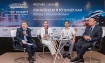 Văn hóa đi xe ô tô Việt Nam tệ do ... chiến tranh