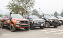 Khai mạc Giải thi kĩ năng lái xe bán tải địa hình 2017 - King of Pickup (KOP)