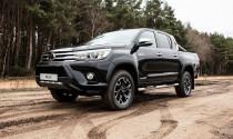 Lộ diện Toyota Hilux phiên bản đặc biệt