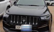 SUV giá 728 triệu độ thành Maserati tại Việt Nam