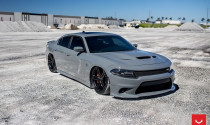 Ngắm bản độ hầm hố của mẫu xe cơ bắp Dodge Charger Hellcat