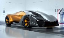 Ngắm vẻ đẹp bản concept Lamborghini Belador
