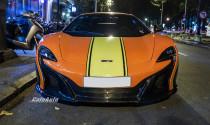 Ngắm McLaren 650S Spider dạo chơi Sài thành trong bộ cánh mới