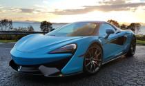 Vài ngày trải nghiệm siêu xe McLaren 570S – Thấm đủ nỗi khổ của người sở hữu siêu xe