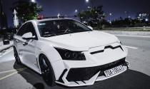 Chevrolet Cruze độ phong cách Lamborghini ở Tây Ninh