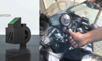 """Ngạc nhiên với mở khóa xe máy bằng . . . """"vân tay"""", công nghệ mới ít người biết, giá chỉ 6 triệu đồng"""