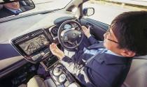 Nhật Bản giới thiệu hệ thống xe tự lái cho Thế vận hội Tokyo 2020