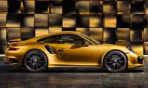 Siêu phẩm Porsche 911 Project Gold sẽ được phục hồi nguyên bản