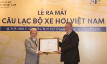 Câu lạc bộ xe hơi Việt Nam chính thức ra mắt, cứu hộ xe 24/7