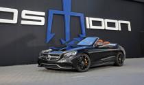 Choáng với bản độ Mercedes mui trần mạnh 1000 mã lực