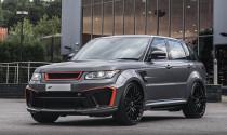 """""""Chiêm ngưỡng"""" mẫu xe độ Range Rover Sport SVR"""