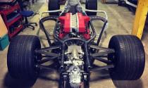Đây là chiếc xe đua F1 được phép hoạt động trên đường phố