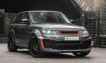 Kahn Design ra mắt bản độ tuyệt đẹp dành cho Range Rover Sport SVR