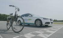 Khám phá chiếc xe đầu tiên trên thế giới tích hợp bàn đạp