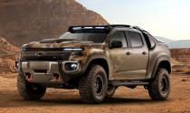 """""""Chiêm ngưỡng"""" Chevrolet Colorado ZH2 dành riêng cho quân đội"""