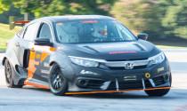 Sinh viên biến Honda Civic thành xế đua rally mạnh 600 mã lực