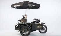 """Ngắm 'Cà phê di động"""" Ural Sidecar cực chất"""