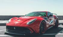 Thế giới kinh ngạc Ferrari F12 Berlinetta độ Duke Dynamics của người Việt