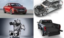 Điểm mặt những công nghệ xe hơi nổi bật nhất trong năm qua