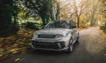 """Kahn Design """"phù phép"""" lại Range Rover Sport SVR 2019 đầy ấn tượng"""