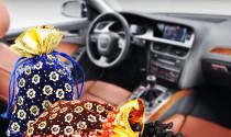 Những điều cấm kỵ khi dùng các vật trang trí trên ô tô