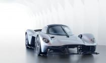 Aston Martin trình làng khối động cơ hút khí tự nhiên mạnh nhất dành cho xe hơi