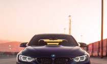 Đây dường như là chiếc BMW M4 có màu sơn quyến rũ nhất
