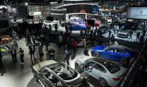 Nhìn lại các triển lãm ô tô, xe máy lớn nhất trong năm 2018 (P2)