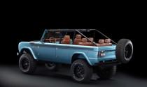 SUV Bronco già hơn 50 tuổi vẫn thét ra lửa