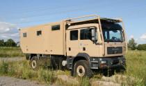 Cùng nhà báo Anh trải nghiệm những chiếc xe tải tốt nhất thế giới (P2)