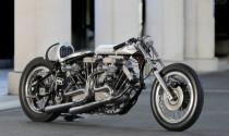 Ngạc nhiên với xe độ của Harley sở hữu 2 động cơ