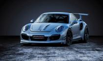 Gemballa biến Porsche 911 thành siêu xe hypercar