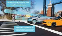 Khám phá công nghệ Car-to-Everything của Ford sẽ áp dụng vào năm 2022