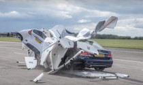 Tiết kiệm chi phí thử nghiệm va chạm an toàn với xe giả lập (GST)