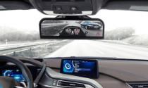 Những thông tin thú vị về gương chiếu hậu trên ôtô