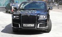 Khám phá khoang nội thất trên chiếc limousine của tổng thống Nga