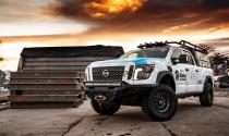 Nissan Ultimate Work Titan – Sinh ra để phục vụ mục đích xây dựng