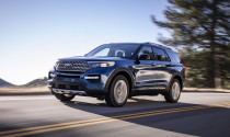 Ford phát triển lốp tự lành, Explorer 2020 áp dụng đầu tiên