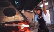 Ngắm những cô nàng gợi cảm bên BMW X3