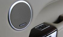 Những hệ thống âm thanh được đánh giá là đỉnh nhất trên xe hơi