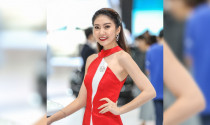 Ngắm dàn mỹ nữ tại triển lãm ô tô Bangkok 2019