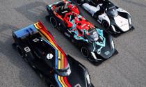 Ngắm nhìn xe đua rô-bốt của tương lai