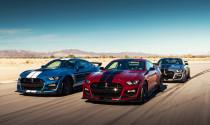 Khám phá công nghệ khử tiếng ồn động cơ trên Mustang Shelby GT500