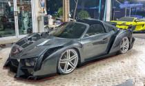 Xem người Thái biến xe Toyota thành Lamborghini Veneno Roadster