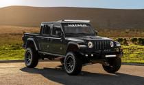 """Bán tải 1000 mã lực Jeep Gladiator dưới """"bàn tay độ xe"""" Hennessey của Mỹ"""