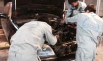 CẢNH BÁO nguy cơ phơi nhiễm amiăng khi sửa chữa ô tô