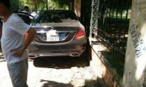 Điều tra danh tính nữ lái xe Mercedes đâm gãy chân bà cụ đi xe đạp